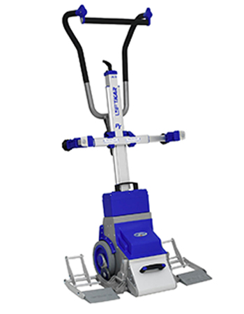 Hire a standalone electric stair climber for the handicapped and the disabled