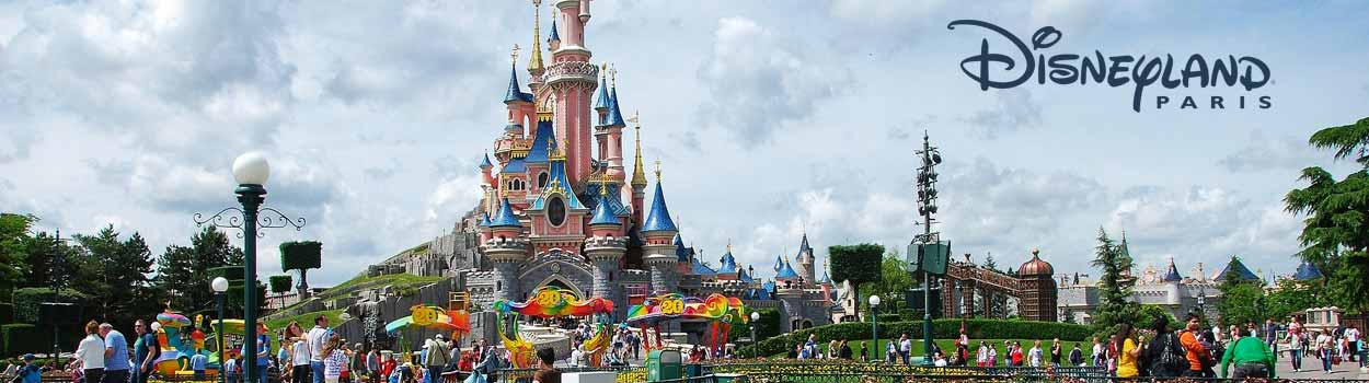 Hire mobility scooter to visit Disneyland Paris