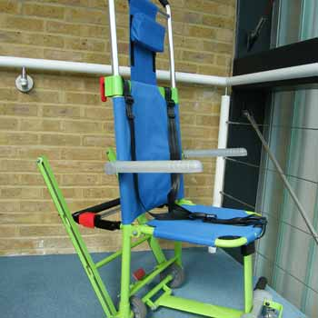 Evacuation chair hire for the disabled