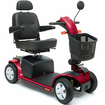 Hire your hd electric scooter - Very wide seat and high load capacity 158 kg