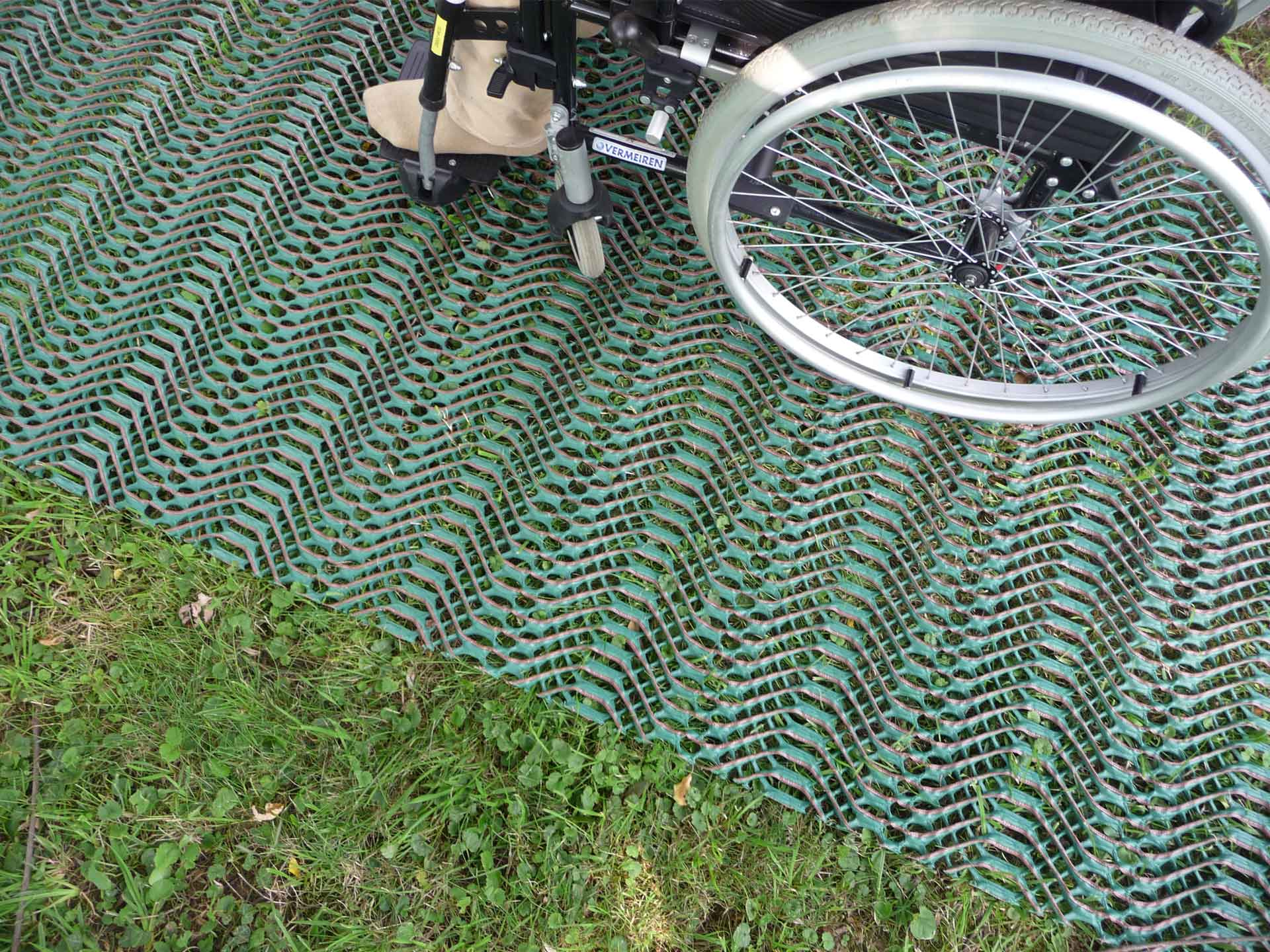 Wheelchair matting hire