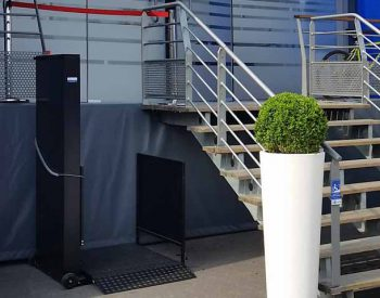 Vertical elevator platform hire for the disabled , Orion model