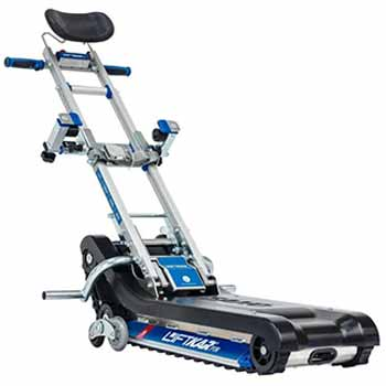 Hire tracked stair climbers for the handicapped